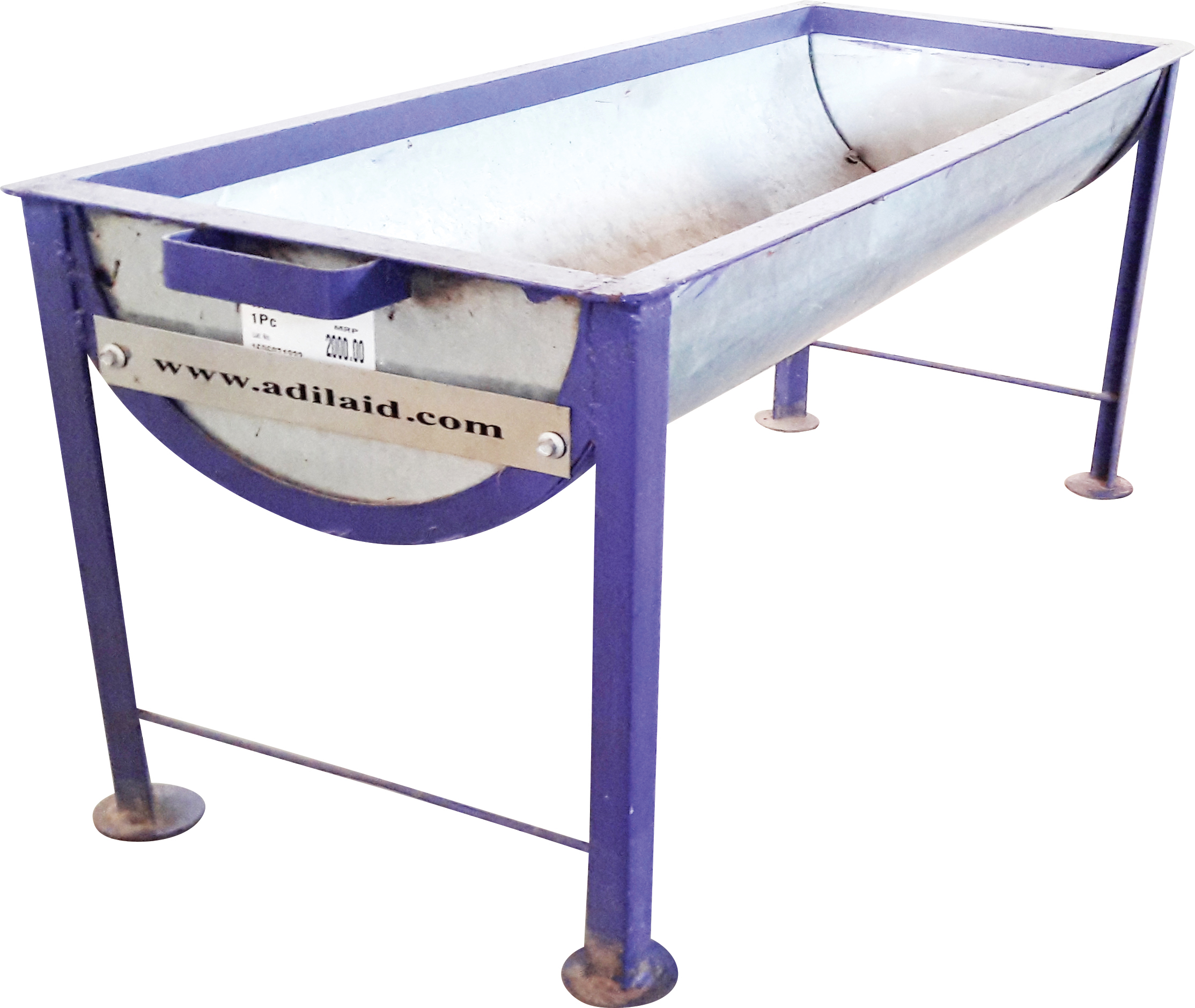 Metal  Feeder 4 Ft